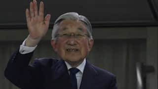 Japan's Emperor Akihito says may be 'difficult' to fulfil duties, hints at abdication