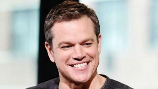 Matt Damon to take a break from acting next year