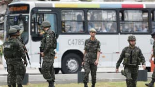 Rio Olympics 2016: Bullets suspected in Olympic bus attack