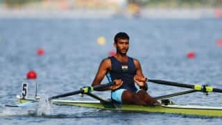 Rio Olympics 2016: Indian rower Dattu Bhokanal Baban qualifies for Final C after finishing 2nd in Semis