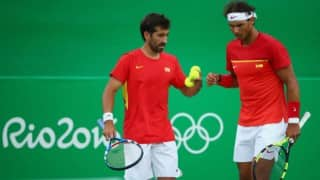 Rio Olympics 2016: Spain's Rafael Nadal reaches men's doubles final, pulls out of mixed