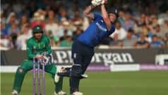Pakistan Vs England LIVE Score 3rd ODI 2016: Get live cricket score updates & ball by ball commentary