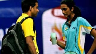 Rio Olympics 2016: Will return PV Sindhu's phone, let her enjoy an ice-cream, says Pullela Gopichand