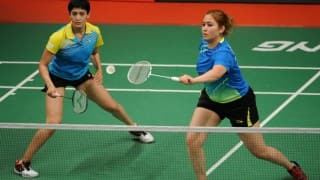 Jwala Gutta-Ashwini Ponnappa India Badminton LIVE Score: Indian shuttler pair Jwala Gutta - Ashwini Ponnappa loses to Netherlands in second Olympics Women's doubles badminton encounter