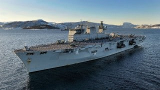 UK Navy to send warship to join anti-ISIS fight