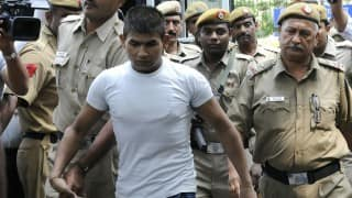Nirbhaya Case: Convict Vinay Sharma Hits Head on Wall in Prison Cell