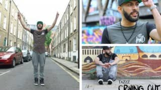 Pakistani British Rapper TazZz on the Special Message of his Latest Single, 'Crying Out'