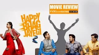 Happy Bhag Jayegi movie review: Diana Penty's miserable attempt to reprise Kareena Kapoor's Jab We Met role of Geet!