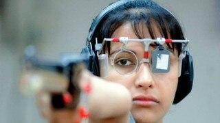 रियो ओलम्पिक 2016 शूटिंगः भारत को एक और झटका, फाइनल में नहीं पहुँची हिना सिद्धू
