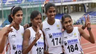 India at Rio Olympics 2016: Women 4X400m relay team bows out, men disqualified