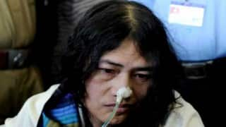 No change in decision to enter into politics: Irom Sharmila