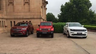 Jeep Grand Cherokee and Jeep Wrangler launched in India at start price of Rs 71.59 lakh