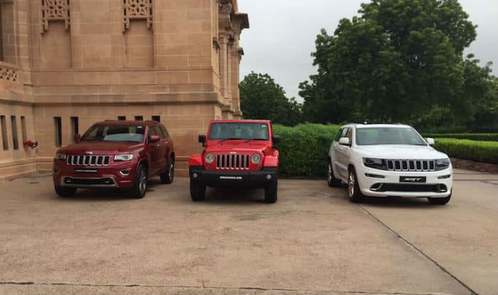 Jeep officially makes an entry to India
