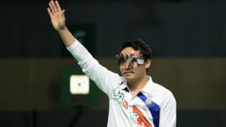 Jitu Rai wins Bronze at Shooting World Cup
