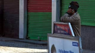 Kashmir shut for 73rd consecutive day