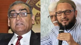 Go to Pakistan! Justice Markandey Katju's advise to Asaduddin Owaisi on exclusion of Ahmadiyyas from Muslim census
