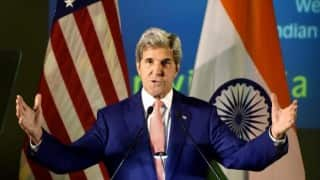John Kerry interacts with students at IIT-Delhi, speaks on terrorism, clean energy and South China Sea