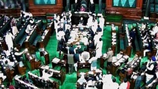 GST bill in Lok Sabha likely on Monday, BJP issues whip