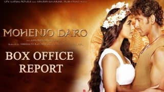Mohenjo Daro box office report: Hrithik Roshan starrer witnesses growth on Sunday; rakes in Rs 30.54 crore in opening weekend!