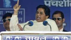 Mayawati pursuing vote-bank politics over triple talaq issue'
