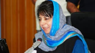 BJP wants Mehbooba Mufti government to act tough against those organising violent protests