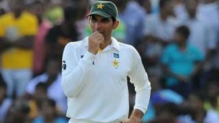 Misbah-ul-Haq tells Pakistan to 'go big' against England
