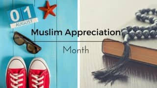 California Recognizes August as Muslim Appreciation Month