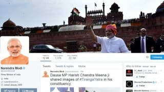 Most Followed Indian: Narendra Modi beats Amitabh Bachchan with 22.1 million followers on Twitter