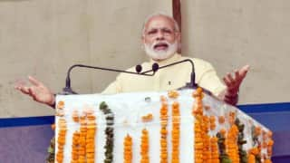 India will ratify CoP21 on October 2, says Narendra Modi