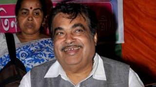 Union Minister Nitin Gadkari appointed in-charge of BJP for Goa assembly elections 2017