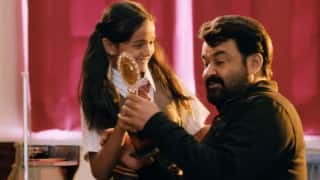 Oppam song Minungum Minnaminuge: Mohanlal and Baby Meenakshi's onscreen camaraderie is heart-warming!