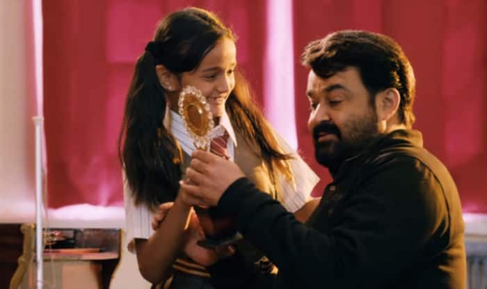Oppam Song Minungum Minnaminuge Mohanlal And Baby Meenakshi S