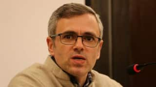 Kashmir unrest: Opposition delegation led by Former CM Omar Abdullah to meet Prime Minister Modi tomorrow