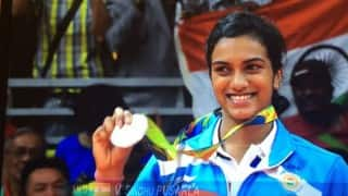 CRPF to appoint P V Sindhu as Commandant and brand ambassador