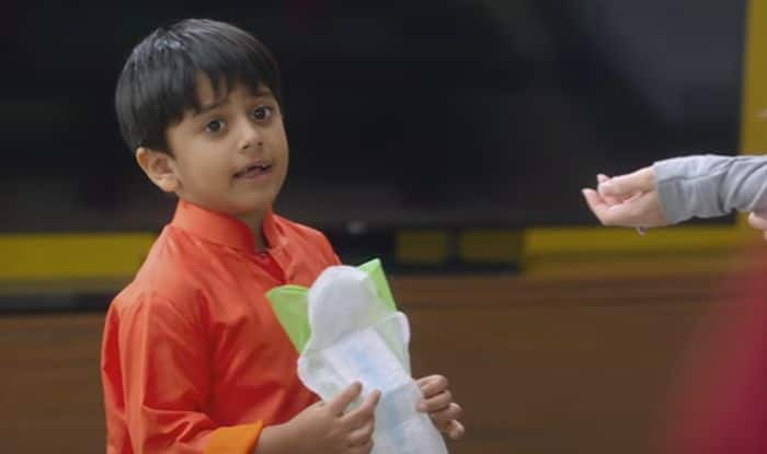 Do you think a 7 year old boy should know what are periods and the meaning of sanitary napkin?