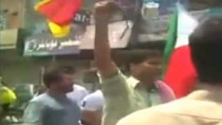 PoK protesters demand 'Azadi' from Pakistan; slam Nawaz Sharif, Pakistani media in slogans! (Watch Video)
