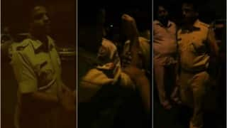 Mumbai police abuse, harass youth for staying till late at Gateway of India, video goes viral