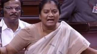 More trouble for Sasikala Pushpa: Maid files sexual harassment case against expelled AIADMK MP