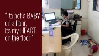 Pune woman's viral Facebook post narrates how she juggles between work and her role as a Mother