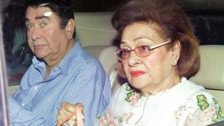 Krishna Raj Kapoor's health stable, nothing to worry: Randhir Kapoor
