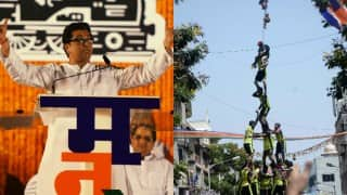 Dahi Handi 2016: Raj Thackeray defies Supreme Court order, Govindas to form 49-feet human pyramid in Thane