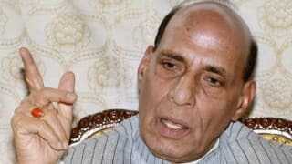 Rajnath Singh reviews security situation in Jammu and Kashmir