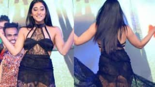 Regina Cassandra wardrobe malfunction: Aankhen 2 actress feels it was a terrible mishap (Watch video!)