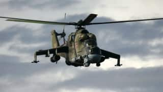 5 killed as Russian military chopper shot down in Syria