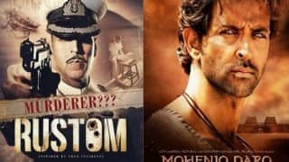 Rustom box office collection: Akshay Kumar film makes Rs 50 crore in India, beats Mohenjo Daro!