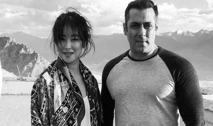 Check out Salman Khan shoots for Tubelight in Manali