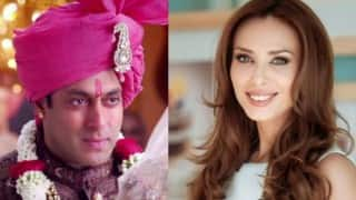 Salman Khan and Iulia Vantur are married, believe the Romanians!