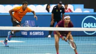 Sania Mirza-Rohan Bopanna India Tennis Live Score: India pair advance to semifinals of mixed doubles
