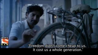 Chandan Roy Sanyal's Short Film, 'Azaad,' Reminds us to Respect History