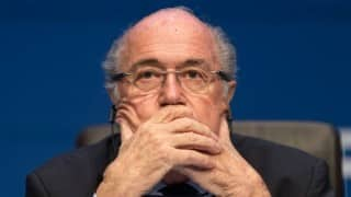 Sepp Blatter hit with FIFA bribery probe